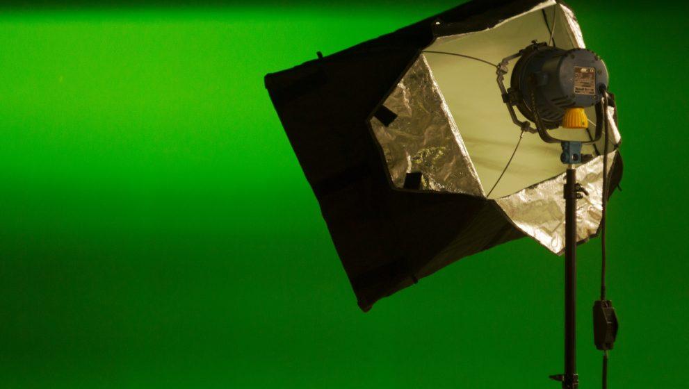 Green box: speciális filmes trükkök egyszerű technikával